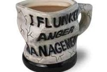 Coffee Mugs / by Mari Ricks