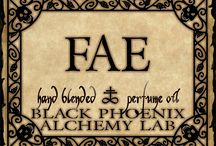 Smelly Good Things from BPAL! / My Black Phoenix Alchemy Lab and Trading Post Collection! / by Makeup By Siryn