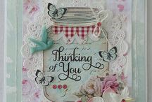 Cards... Jars / by Tina Boyden