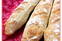 Pikante Backwaren und Brot