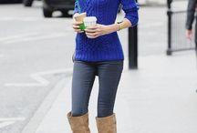 Style Ideas; Claudia Schiffer / Style