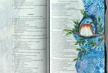 bibel dekorering