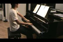 Piano Songs to Play / by Amanda Ho
