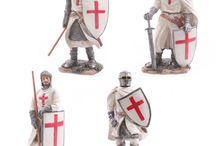 Knight Figurines