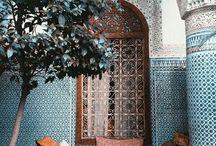 Outdoor Entertaining - Moroccan Style!