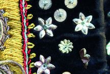 Broderie traditionnelle / Broderie bretonne traditionnelle