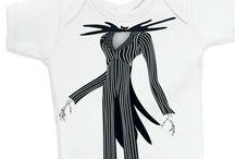 gothic baby clothes детская одежда