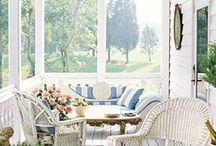 Sun Porch & Three Season Room