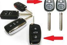 Oto Anahtarı / Oto anahtarı otomobil anahtar çeşitleri anahtar yedekleme immobilizer anahtar çoğaltma oto anahtar kopyalama ve elektronik çipli anahtarlar