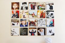 På väggen (foto/konst)