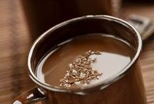 Káva, čokoláda