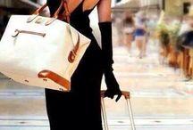 Luxury Travel Fashion