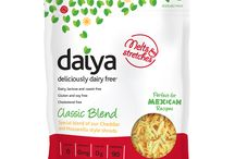 Daiya Food Products / Awesome Non dairy cheese, greek yogurt, dressings, Pizza and mac and cheese!