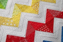 Quilting: Free Motion Ideas