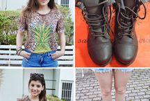 Correspondente DS / Blogueiras paceiras da Di Santinni