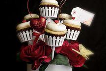 cupcakes buquet