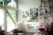 Bohemian Beauty / boho at its best / by Sara Berrenson