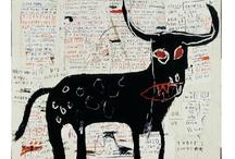 Artist: Basquiat / #artist #pop_art #basquiat / by Shawn Reed