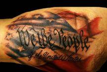 tattoos / by Bradley Hopkins