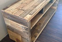 Pallet designs / Home decor