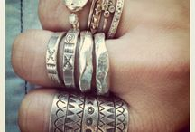 Rings and Things. / I absolutely love rings.  / by Janelle Hachey