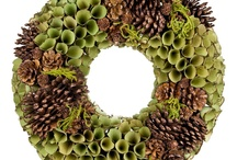 Wreaths / by Pam Johnston