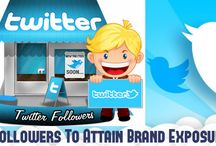 Buy Twitter Followers / Twitter is a micro-blogging site that has millions of users that can follow your account. When you buy real twitter followers you get fans easily.
