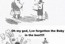 funny / at your discretion / by Rama Chakaki