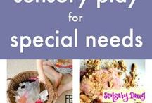 sensoey play for special needs