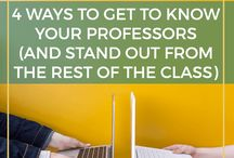 College / How to get ahead in your academics while in college.