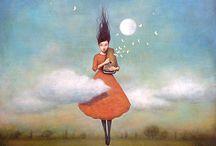 Lightheaded - the art of Duy Huynh
