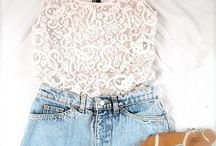 Spring/Summer Fashion / by Adrienne Dawson