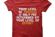 T shirt power