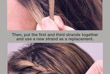 Braided headbands