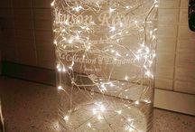 Abat jour creato da Michael Zandona' / lampade artigianali