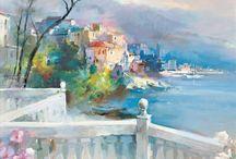 art - Белый берег