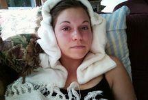 Tonsillectomy stuff / by Stephanie Mesa