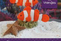 onderwater wereld vissen