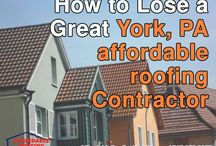 How to Lose a Great York, PA affordable roofing Contractor