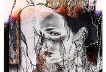 Arte e Ilustração / by Mi Trindade