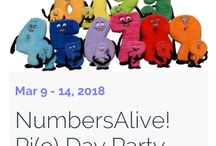 NumbersAlive! Pi(e) Day Party