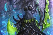 World of Warcraft arts ❤️
