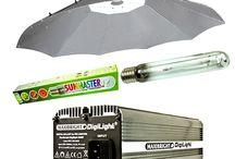 Lumatek Turrican Digital Grow Light Systems