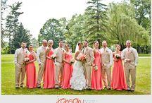 bridesmaid & groomsmen