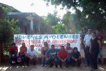 Curso de Nivelación de Ingeniería en la Ciudad de Ayolas
