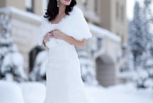 Bridal Fantasy shoot-The Fairmont Chateau Lake Louise / Photography: Andras Schram Photography Hair & Makeup: Lustre Studios, The Modest Kingdom Location: The Fairmont Chateau Lake Louise, Alberta