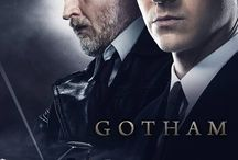 Gotham / Gotham is an American television series created by Bruno Heller, based on characters appearing in DC Comics publications in his Batman franchise, especially Detective James Gordon and Bruce Wayne. The series is starring Ben McKenzie as the young Gordon. Heller serves as executive producer of the series, along with Danny Cannon, who also directed the pilot. Gotham was announced on May 5, 2014, and premiered on September 22, 2014 on the Fox Broadcasting Company (FOX)