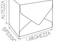 Misure per buste e scatole