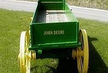 John Deere landbouw