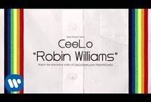New Music / Robin Williams-Ceelo